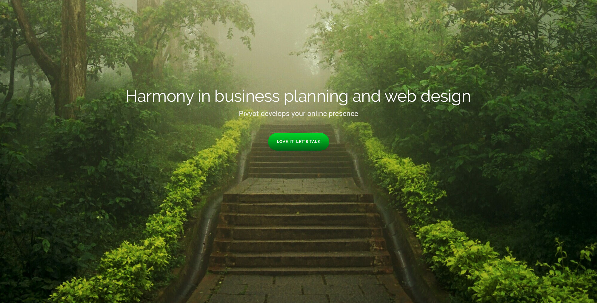 Geeks in business planning and web design